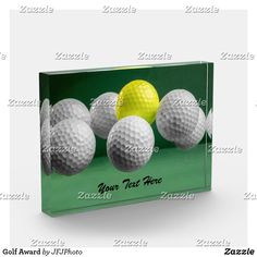 Shop Golf Award created by JFJPhoto. Printing Process, Awards, Golf, Design, Turtleneck