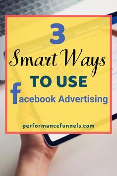 Facebook Advertising Tips, Advertising Strategies, Social Media Marketing, Digital Marketing, Best Facebook, Creating A Blog, Ad Campaigns, Ecommerce, Repeat