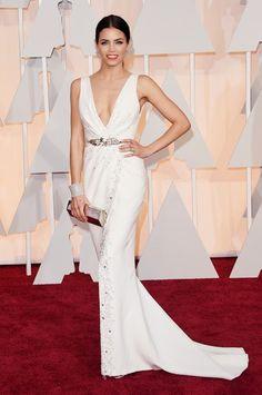 Jenna Dewan Tatum at the Oscar's 2015