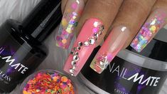 Nails - more awesome takes on nail images. These totally ingenious article produced on this wonderful day 20200401 Bright Summer Acrylic Nails, Neon Green Nails, Simple Acrylic Nails, Neon Nail Art, Ballerina Acrylic Nails, Summer Nails 2018, Fruit Nail Art, Coffin Shape Nails, Nails Shape