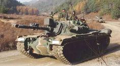 """M48A2 """"Patton"""" South Korean Army"""