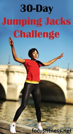 30 day jumping jacks challenge