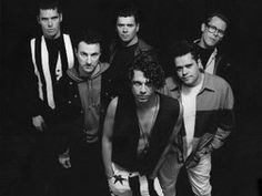 INXS-out for mischief