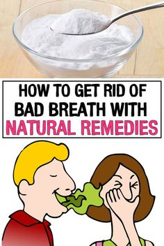 See how to Get Rid of Bad Breath with Natural Remedies-Bad breath is caused by bacteria that digest food and can occur even if you adopt a drastic diet. Most people who experience this problem turn to breath mints, but this only triggers a vicious circ…