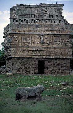 Chichén Itzá. Ruinas Mayas de Méjico, Yucatán