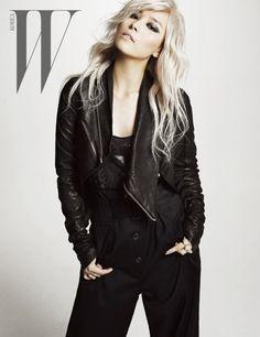 Wonder Girls's Sun W Magazine September 2011