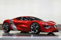 Renault Dezir concept is wild, twisted beauty – automotive99.com