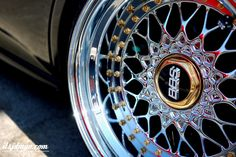 Beautiful BBS wheel, there is a price for quality and beauty.  But it is so worth it for these wheels