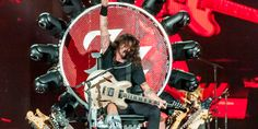 Foo Fighters Broken Leg Tour With Dropkick Murphys And Royal Blood At Fenway