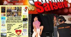 P-SALSA (Romeo Persue & Mariano Pisci) in collaborazione con GIANCARLO STRAZZERA presentano:  CENA- SFILATE- ESIBIZIONE- ANIMAZIONE- SALSA PARTY- 2DJ  21:00 Cena a gran buffet 22:00 Sfilate dei MISS e MISS OVER Come intermezzo ci sara un'esibizione di Mariano ed Eliana ed un'esibizione di un gruppo di principianti della scuola di Salsa Libre 24:00 Salsa party con tanta animazione