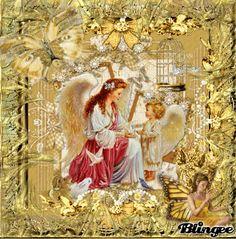 golden angel pictures   golden angels