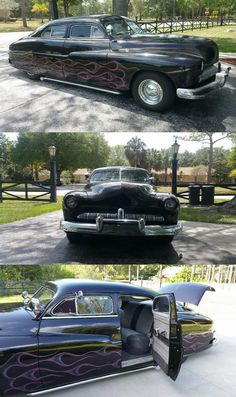 1949 Mercury Custom [Lincoln powered] Custom Cars For Sale, Lincoln, Mercury