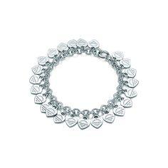 Return to Tiffany®:Multi Heart<br>Tag Bracelet