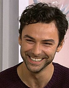 Pin for Later: 18 Supersexy GIFs of Irish Actor Aidan Turner That Will Leave You Gasping For Breath When He Licks His Lips and You Feel a Portion of Your Heart Explode