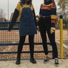 Pin by Brandy on vintage outfits in 2020 Vintage Outfits, Retro Outfits, Mode Outfits, Grunge Outfits, Casual Outfits, Aesthetic Fashion, Look Fashion, 90s Fashion, Aesthetic Clothes