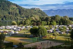 Camping Urlaub: Alle Campingplätze am Ossiacher See