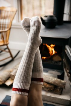 UP KNÖRTH - Nothing pairs better than wool socks and the. Keep Warm, Warm And Cozy, Wool Socks, Leather Pieces, Lifestyle Clothing, Forever, Winter Is Coming, Autumn Inspiration, Style Inspiration