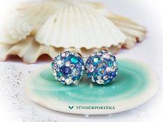 Fürdőgolyó (fürdőbomba) készítése házilag | Fitt Nők blog Swarovski, Stud Earrings, Blog, Jewelry, Jewlery, Bijoux, Ear Gauge Plugs, Jewerly, Stud Earring