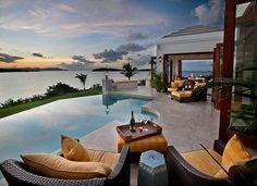 Exclusive Island Views Villa in St. Croix | Pursuitist