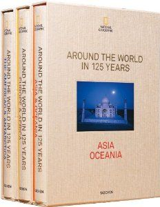 National Geographic. Around the world in 125 years.