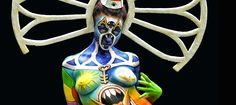 Body Painting can cr