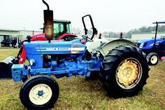 1981 Ford 4600 Tractor - Farm Equipment Va, Sc NC