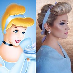 Pin for Later: 26 Women Who Took Their Disney Halloween Costumes to the Next Level Cinderella, Cinderella