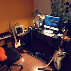 音楽好きの趣味部屋  みんなの趣味部屋コーデ35選♫ | folk - Part 4