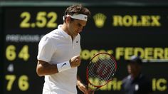 Federer v Cilic goes to dramatic fifth set at Wimbledon