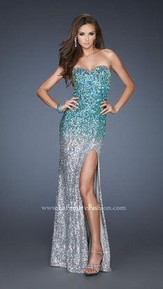 La Femme 18711 | La Femme Fashion 2014 - La Femme Prom Dresses - Dancing with the Stars
