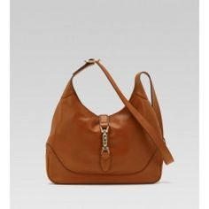 6784fc5ff7cc Gucci Jackie Shoulder Bag Brown Cuir Color Leather Sale Gucci Jackie Bag