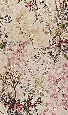 It's About Time: Irish Artist William Kilburn's (1745-1818) Calico Designs, Book Endpapers, & the Flora Londinensis