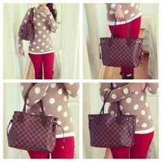 Louis Vuitton Bag Neverfull Louis Vuitton Handbags #lv bags#louis vuitton#bags