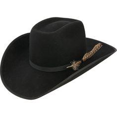 Resistol 20X Tuff Hedeman Anuff Rodeo Western Cowboy Stetson Natural Straw Hat