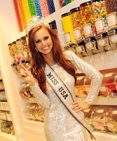 Always thought she was the prettiest girl ever!   Alyssa Campanella Miss USA 2011