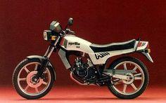1983 Aprilia ST125Aprilia ST125Two stroke, single cylinder.