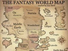 Take this quiz and find out which fictional world you should live in I belong in the wizarding world