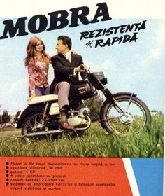 "Cea mai tare reclama: Trei tineri si-au deschis un magazin de haine ""de motor"" si toata presa a scris ca vor sa faca motociclete Mobra - Marketing - StartupCafe.ro Socialist State, Socialism, Communism, Old Commercials, Central And Eastern Europe, Illustrations And Posters, My Memory, Old Pictures, Childhood Memories"