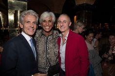 Christophe de Backer, Linda Pinto & Hervé Van Der Straeten