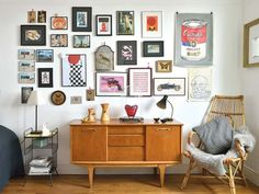 Loving the mishmash and eclectic vibe