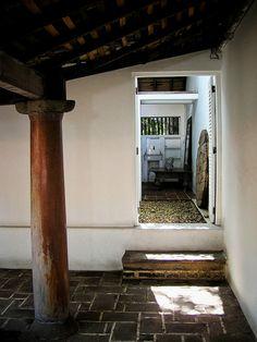 Geoffrey Bawa, Ena da Silva House, Colombo, Sri Lanka