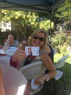 Kate Spade Inspired Bridal Shower #katespade #bridalshower #bridalshowergame Place famous men, and hide the groom in there as well in envelopes. Place under each person's chair, whoever has the groom wins!
