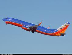 N250WN Boeing 737-7H4 CN/MSN: 34972 LINE No: 2019 ...