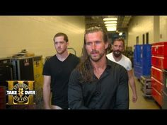Adam Cole, Kyle O'Reilly and Bobby Fish leave the Barclays Center together: Aug. 19, 2017 - YouTube