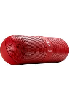 Beats by Dre Pill Portable Wireless Bluetooth Speaker - Red Genuine 1 Cheap Speakers, Music Speakers, Beats Pill, Best Portable Bluetooth Speaker, Bluetooth Speakers, High Quality Speakers, Fitness Gadgets, Beats By Dre, Speaker System
