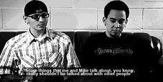 Chester Bennington & Mike Shinoda Linkin Park