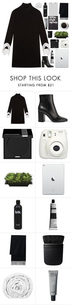 """""""For You"""" by pure-and-valuable ❤ liked on Polyvore featuring Victoria, Victoria Beckham, Gianvito Rossi, MAKE UP FOR EVER, Retrò, Fujifilm, Lux-Art Silks, Aesop, Uniqlo, NARS Cosmetics and Brinkhaus"""