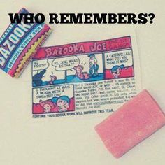 Use to love reading the comic strip !