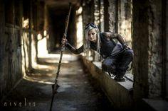 Tribal Post-Apo Guardian by *Nivelis on deviantART