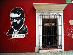 Arte Urbano en Oaxaca  Street art in Oaxaca